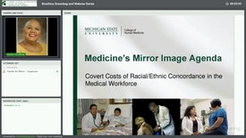 Thumbnail for entry Covert Costs of Racial and Ethnic Concordance in the Medical Workforce