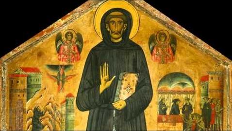 Thumbnail for entry Bonaventura Berlinghieri, Saint Francis Altarpiece, c. 1235