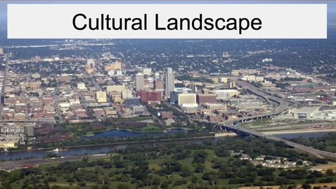 Thumbnail for entry GEO330: Great Plains and Rocky Mountains: Cultural Landscape