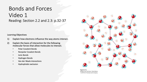 Thumbnail for entry 001 Video 1 Bonds and Forces