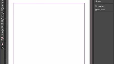 Thumbnail for entry EBM InDesign Basics pt4 shape tool