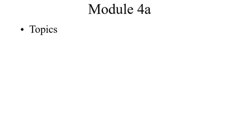 Thumbnail for entry Module04a-ProgramBehaviorProblems