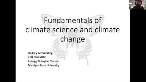 Thumbnail for entry Climate Science Basics: Climate Science Series. January 28, 2021. KBS K-12 Partnership