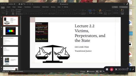 Thumbnail for entry Lecture 2.2 - part 1