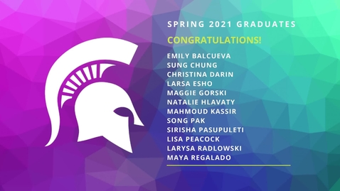 Thumbnail for entry GraduateNames_Spring2021
