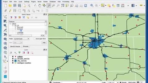 Thumbnail for entry QGIS Exercise3