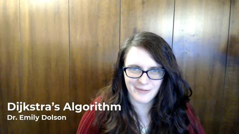 Thumbnail for entry Dijkstra's Algorithm