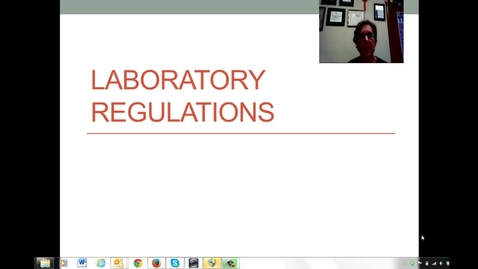 Thumbnail for entry HM815 Module1Regulations