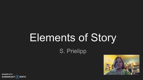 Thumbnail for entry Elements of Story