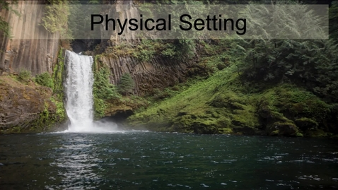 Thumbnail for entry GEO330: Pacific Northwest: Physical Setting