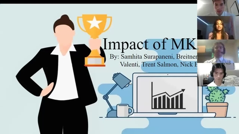 Thumbnail for entry MKT 250 Group Presentation 3