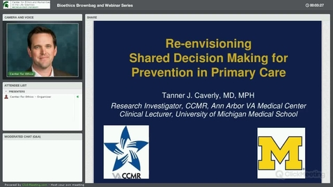 Thumbnail for entry Re-envisioning shared decision making in primary care