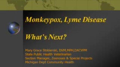 Thumbnail for entry VM_544_09092010_Lyme_Disease__Stobierski