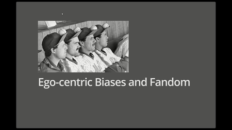 Thumbnail for entry Module 5, Section 3 (Biases) - Part 4
