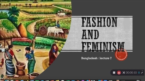 Thumbnail for entry Fashion and feminism_July 28