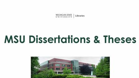Doctoral dissertation defense showtime