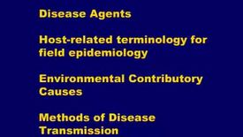 Thumbnail for entry HM803 Disease Transmission