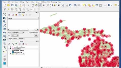 Thumbnail for entry QGIS Exercise 5