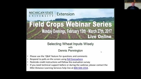 Thumbnail for entry Selecting Wheat Inputs Wisely