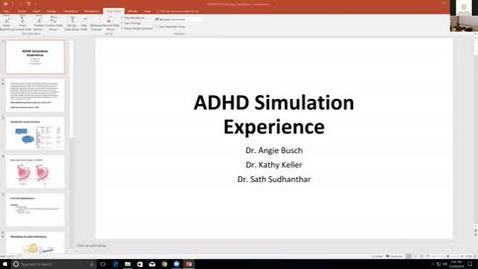 Thumbnail for entry 2018 MCE 22 ADHD Discussion - Dr. Angie Busch