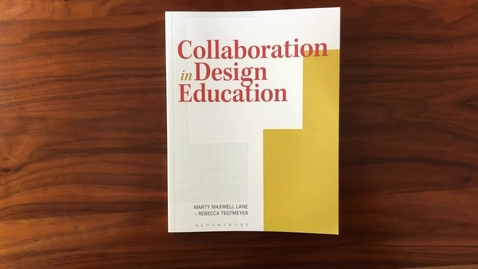 Thumbnail for entry Collaboration in Design Education