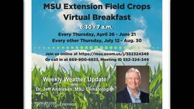 Thumbnail for entry Virtual Breakfast 5/10/18: Jeff Andresen, Weather Report