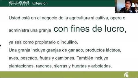 Thumbnail for entry Cómo determinar si mi granja es un hobby o un negocio?