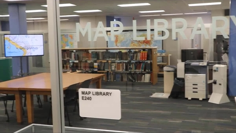 Thumbnail for entry Introduction to the MSU Map Library - 2021