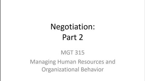 Thumbnail for entry Negotiation.Part 2.mp4