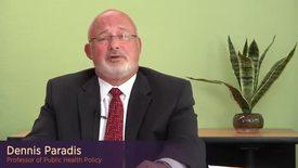 Thumbnail for entry Speaker: Dennis Paradis - Part I