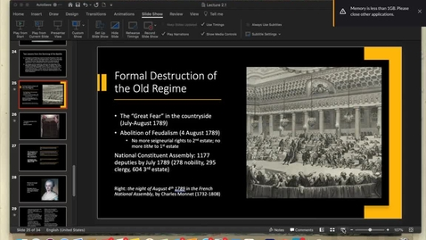 Thumbnail for entry Lecture 2.1 - Part 7