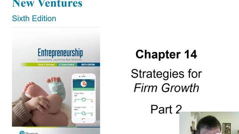 Thumbnail for entry HB 358 Chapter 14 Strategies for Growth Part 2