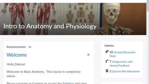 Thumbnail for entry View Discussion Feedback and Scores