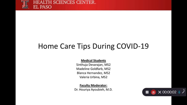 Home Care Tips_English Recording