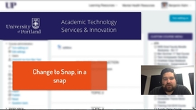 Thumbnail for entry Moodle: Enable the Snap Theme