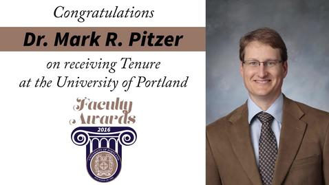 Dr. Mark R. Pitzer.mp4