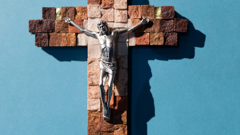 Thumbnail for entry The Cross and the Crucifix in Visual Art Through the Ages with Robin Jensen, 9-24-19