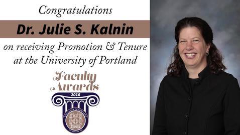 Dr. Julie S. Kalnin.mp4