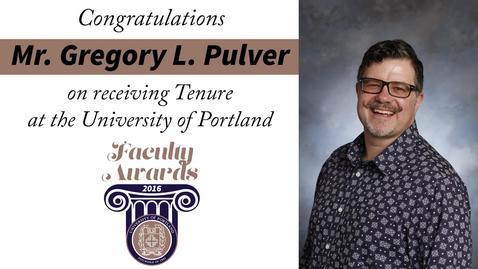 Mr. Gregory L. Pulver.mp4