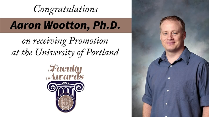 Aaron Wootton, Ph.D.