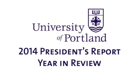 Thumbnail for entry President's Report Year-End Summary 2014