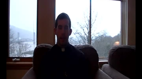 Thumbnail for entry Mike Palmer, CSC - Ordination Reflection