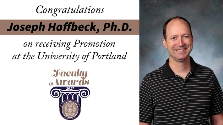 Joseph Hoffbeck, Ph.D.