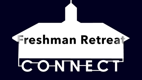 Thumbnail for entry Freshman Connect Teaser