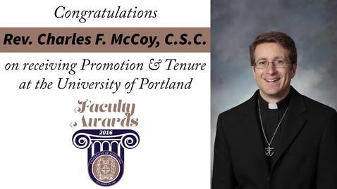 Rev. Charles F. McCoy, C.S.C..mp4
