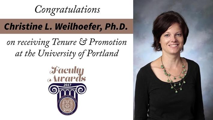 Christine L. Weilhoefer, Ph.D.