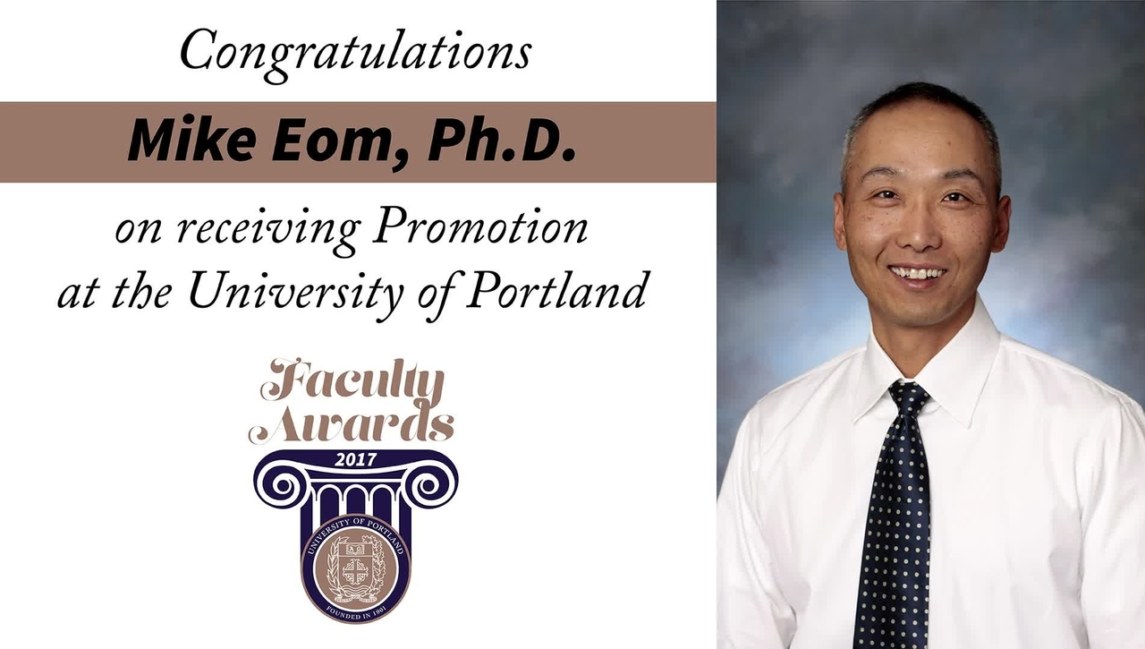 Mike Eom, Ph.D.