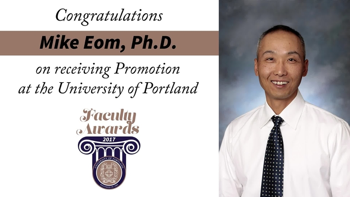 Mike Eom, Ph.D.