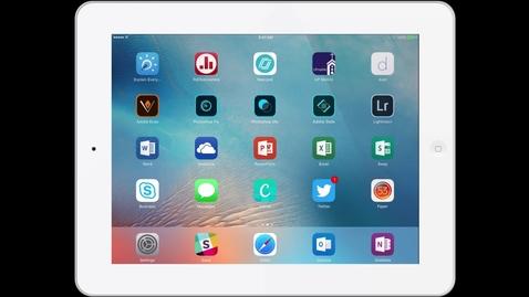 Thumbnail for entry Intro to Explain Everything (iPad)
