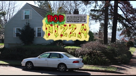 Thumbnail for entry Bob Orders Pizza